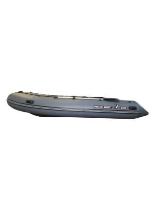 Надувная лодка Polar Bird 450E (Eagle)(«Орлан»)(пайолы и транец из стеклокомпозита)