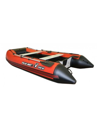 Надувная лодка ПВХ Polar Bird 360M (Merlin) («Кречет») (Пайолы из стеклокомпозита)