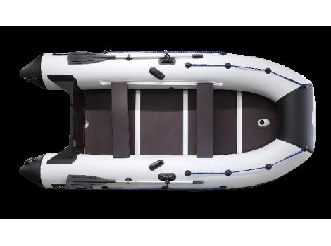 Надувная ПВХ лодка Профмарин PM 340 CL килевая
