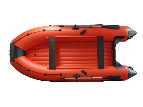 Надувная ПВХ лодка Профмарин PM 350 Air килевая (НДНД)