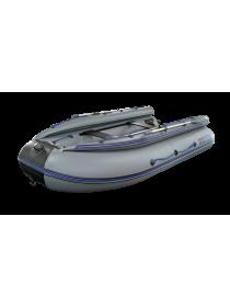 Надувная ПВХ лодка Профмарин PM 370 Air FB килевая (НДНД)