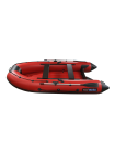 Надувная ПВХ лодка Профмарин PM 370 Air килевая (НДНД)