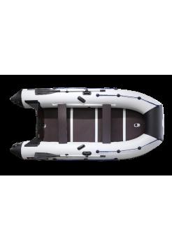 Надувная ПВХ лодка Профмарин PM 380 CL килевая