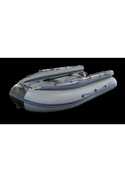 Надувная ПВХ лодка Профмарин PM 390 Air FB килевая (НДНД)