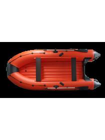 Надувная ПВХ лодка Профмарин PM 390 Air килевая (НДНД)