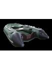 Надувная ПВХ лодка Профмарин PM 400 Air килевая (НДНД)