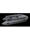 Надувная ПВХ лодка Профмарин PM 450 Air FB килевая (НДНД)