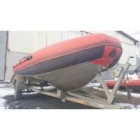 Надувная моторная лодка RIB FORTIS 450AL