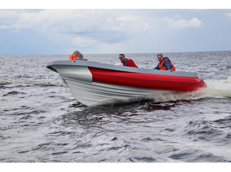 Надувная моторная лодка RIB FORTIS KATAHA 575