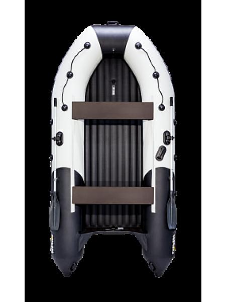 """Надувная лодка Ривьера 3600 Килевое надувное дно """"Комби"""""""
