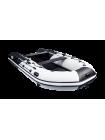 """Надувная лодка Ривьера 3800 Килевое надувное дно """"Комби"""""""