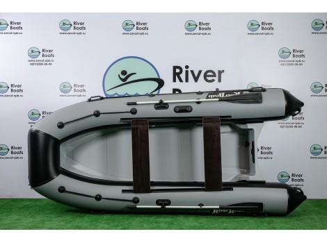 Лодка РИБ Ривербот (RiverBoats) RB-380