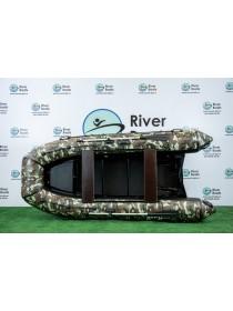 Лодка РИБ Ривербот (RiverBoats) RB-380 рундук