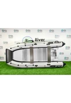 Лодка РИБ Ривербот (RiverBoats) RB-430 рундук транец L