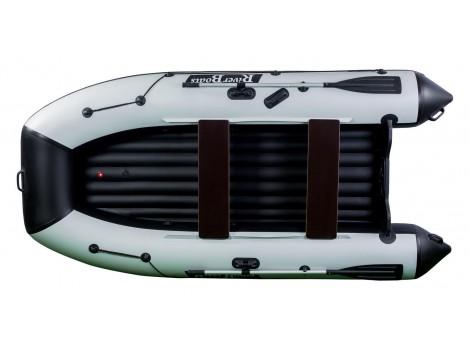 Надувная лодка ПВХ Ривербот (RiverBoats) RB-340 НДНД Лайт