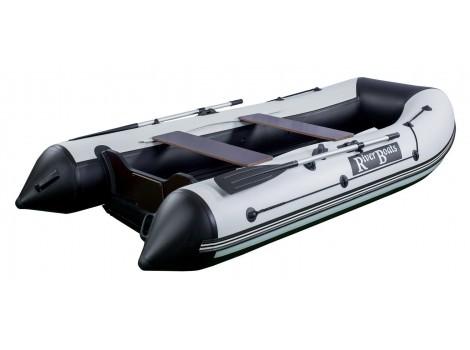 Надувная лодка ПВХ Ривербот (RiverBoats) RB-350 НДНД