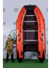 Надувная лодка ПВХ Ривербот (RiverBoats) RB-410