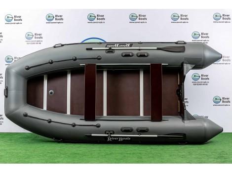 Надувная лодка ПВХ Ривербот (RiverBoats) RB-470