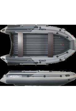 ЛОДКА НАДУВНАЯ REEF SKAT ТРИТОН 370 с Интегрированным фальшбортом(Скат 370NDFi)