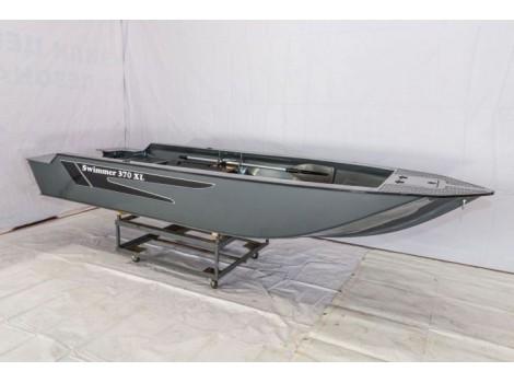 Моторная лодка ПНД Свиммер (Swimmer)-370 XL