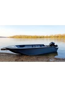 Моторная лодка ПНД Свиммер (Swimmer)-450 L