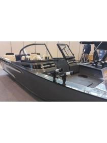 Моторная лодка ПНД Свиммер (Swimmer)-490