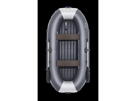 Надувная лодка ПВХ Таймень LX 290 НД зеленый