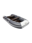 Надувная лодка ПВХ  Таймень LX 3400 СК Графит/светло-серый