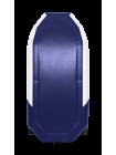 """Надувная лодка ПВХ Таймень NX 270 """"Комби"""" светло-серый/синий"""