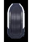 "Надувная лодка ПВХ Таймень NX 270 НД ""Комби"" светло-серый/черный"