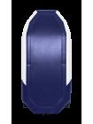 """Надувная лодка ПВХ Таймень NX 270 С """"Комби"""" светло-серый/синий"""