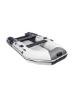 "Надувная лодка ПВХ Таймень NX 2900 НДНД ""Комби"" светло-серый/графит"