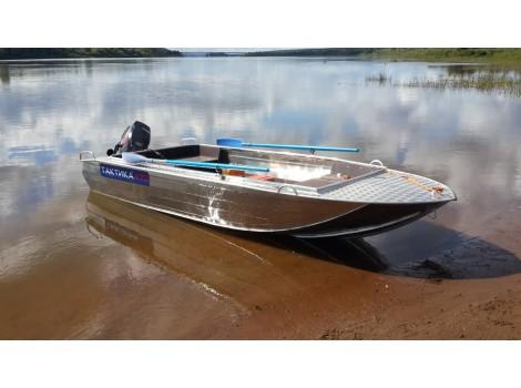 Алюминиевая лодка Тактика 490 ФИШ (FISH)