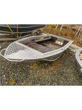 Алюминиевая лодка Тактика-490 (FISH)