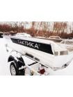 Алюминиевая лодка Тактика 390 Р ФИШ (Fish)