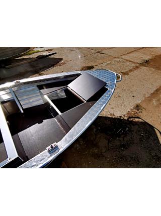Алюминиевая лодка Тактика 390 РM ФИШ (Fish выс.борт)