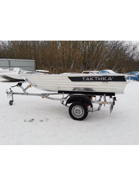 Алюминиевая лодка Тактика 390 РM ФИШ (Fish)