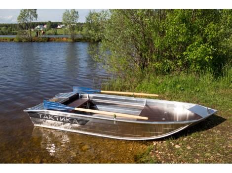 Алюминиевая лодка Тактика-320