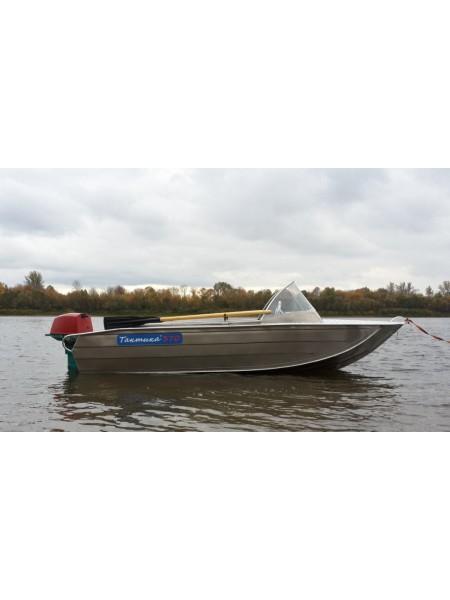 Алюминиевая лодка Тактика 370 Classic