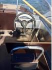 Алюминиевая лодка Тактика 390 DC