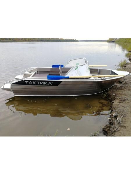 Алюминиевая лодка Тактика 390 DC LITE