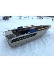 Алюминиевая моторная лодка Тактика-390 РМ