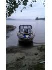 Алюминиевая лодка Тактика-430 DC