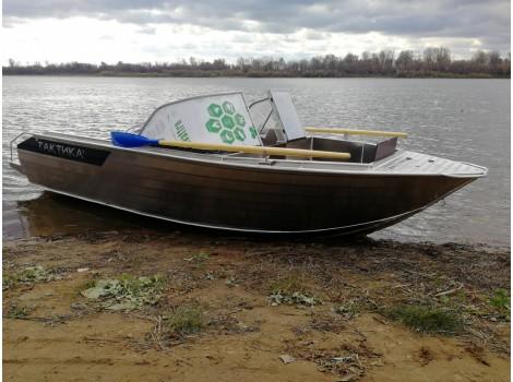 Алюминиевая лодка Тактика-450 DC LIGHT