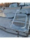 Алюминиевая лодка Тактика-460DC