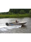 Алюминиевая лодка Тактика 470 Hunter