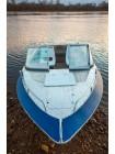 Алюминиевая лодка Тактика 490