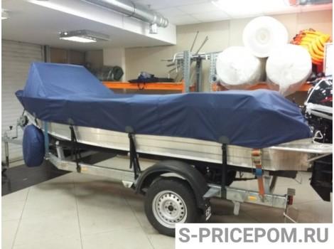 Транспортировочный тент на лодку и катер