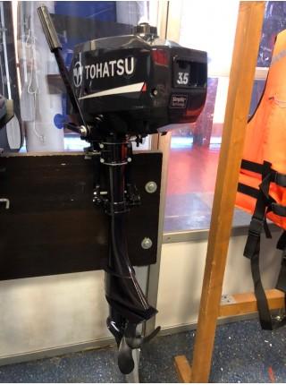 Лодочный мотор Tohatsu M 3.5 L