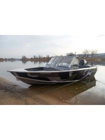 Алюминиевая лодка REALCRAFT 460